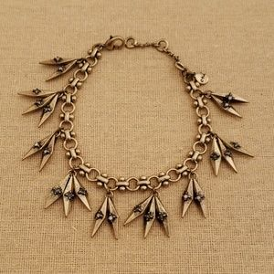 C+I Aventine Fringe Bracelet